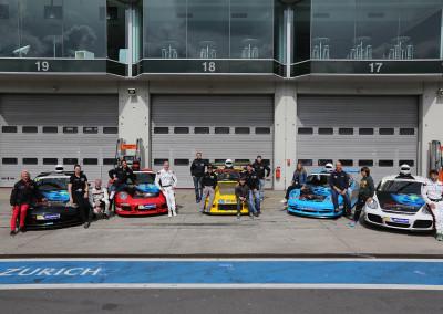 Porsche Sports Cup Deutschland - 1. Lauf Nürburgring 2015Foto: Gruppe C GmbH